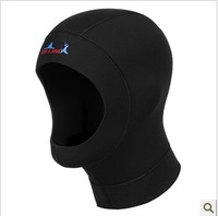 Dive-sail/Blueocean 3mm submersible sunscreen warm hat cap swimming cap DH-001