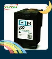 Free shipping 6pcs/lot CH561ZZ Compatible inkjet cartridge for HP802 black ink cartridge HP DeskJet 1050,2050,2050s
