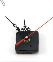 30pcs /Lot Clock Accessories Quartz Clock Movement Quite Spindle Mechanism mechanical clock movement Free Shipping