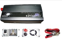 Free shipping 1200W 1200 WATT Modified Sine Wave Car Boat 12V DC In 220V AC Out Power Inverter