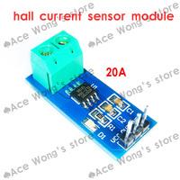2pcs new design 20A range hall Current Sensor Module ACS712 Module for Arduino 20A ACS712 ,freeshipping