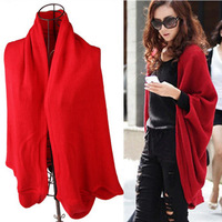 fashion scarves pashmina cape clothes dual decoration yarn autumn and winter scarf