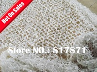 2X3m White Snow Camouflage Mesh Nets Imitation White Snow Land Sun Shade Awnings,Room Household Decoration Mesh Nets Cover NW23