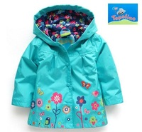Free shipping the foreign original (Topolino) the girl. The little mouse girl windbreaker jacket windbreaker in stock