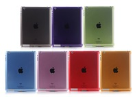 Free Shipping TPU Soft Cases for Apple iPad4, Wholesale High Quality Protective Shell Soft Cover tpu Cases for ipad 2 3 4