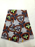 Wax,100% cotton was printed fabric,real wax,hollandais Villisco Real Wax with free shipping ML-143