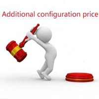 Additional configuration price