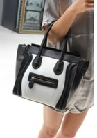 New 2013 European and American Style High-end smile Bag diagonal Shoulder Bag  Women handbag Free shipping A047