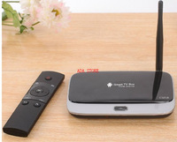 Quad Core RK3188 Cortex-A9 Android4.2 TV box Mini PC Smart Google TV BOX RAM 2GB+REMOVE CONTROL