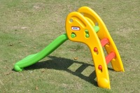 BEST SELLING INDOOR PLAYGROUND  PLASTIC SLIDES OUTDOOR PLAYGROUND TOY SLIDES KIDS PLAYGROUND SLIDE LADDER BASKETBALL