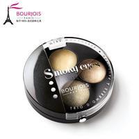 Bourjois eye shadow earth color pearl nude makeup