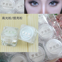 Eye shadow powder / molding powder / high-gloss powder / glitter play high-light super useful to mention.