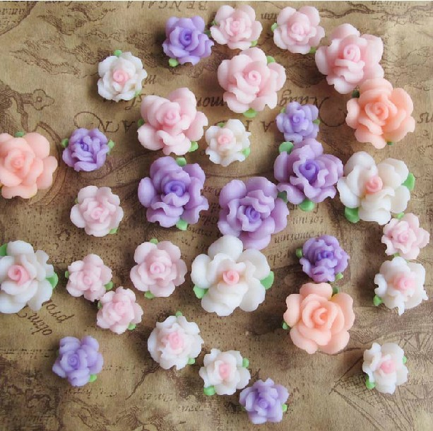 Min.$15 (Mixed Order) Cell Phone Case DIY Charms Resin Sun Flower Decoration 1set/3pcs With Free Shipping(China (Mainland))