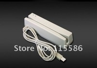 high quality USB Barcode Slot card Reader Bi-direction read capability free shipping