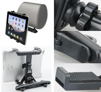 Car Seat Back Pillow Headrest Mount Holder for 6 inch to 10 inch Tablet iPad 1 2 3 4 mini