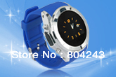 "MQ266 Watch cell Mobile Phone With Bluetooth + 1.3megapixel camera + 1.33"" TFT touch screen + Camera + Expand memory4GB"