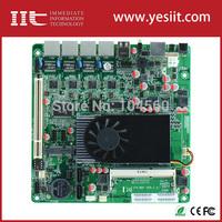 IMID25F-4LAN firewall Mini-ITX onboard D2550 CPU 4*RTL8111E 10/100/1000M Ethernet LAN,