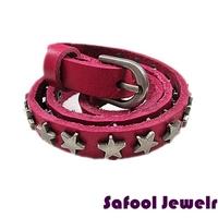 VB202(Min.Order $15)Wholesale 2014 Men Women Bracelets Punk Style Vintage Leather Bracelet Wrap Bracelets Gifts High Quality