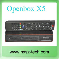 Original Openbox X5  full 1080p Satellite Receiver with VFD Display support Youtube