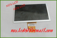"Original new 7"" inch 3mm AT070TN90 LCD screen display panel for Gemei G3 Teclast P76TI P76V Tablet PC MID free shipping"