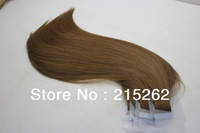 Free Shipping!!NEW STYLE Euro Grade remy hair double side tape extension
