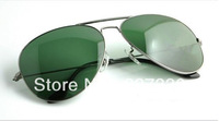 Free  shipping Men and women anti-UV sunglassesRAY-B 3025 polarized sunglasses four colors
