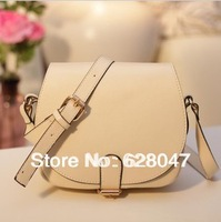 Best selling!! 2013 women's handbag candy color small bag fashion vintage cross-body bag shoulder bags