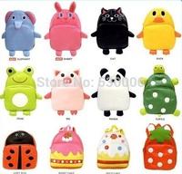 16 Designs Pu Leather  Cute Cartoon Animals Children's School bags ,Boys&Girls Backpacks Kids'Nursery Bags Schoolbag