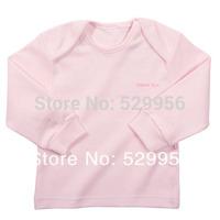 children's clothing 100% cotton baby underwear newborn underwear child sleepwear coat
