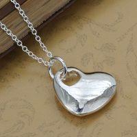 LQ-P148 Free Shipping 925 Silver fashion jewelry Necklace pendants Chains , 925 silver necklace bxla kosa tgba