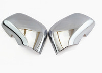 Body Side Mirror Cover Trim Fit For Buick Encore Opel Vauxhall Mokka Trax 2013 2014 Chrome 2pcs per set