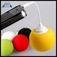 Creative Mini Music Balloon Speaker, Mini USB Travel Speaker Subwoofer For iPhone 5 4s Samsung i9300 i9500 Laptop Notebook