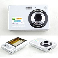 "NEW 2.7"" TFT 16MP 4XDIGITAL ZOOM DIGITAL CAMERA CAMCORDER US PLUG SSY-18640-SV"