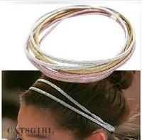 Free shipping 2014 Hot Fashion Jewelry Headbands For Women Headwear  Hair Accessories  6pcs/lot F019