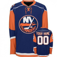 Custom 2013 Hockey Neew Yorh Islanders Jerseys personalized - Wholesale Cheap Customized Jersey Number & Nane Sewn On (XS-6XL)