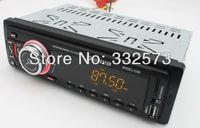AUDIO MP3 Player,1 Din In-Dash,12V Car mp3,,car Audio,FM radio,disk/SD/MMC card/remote Control,USB port,4x50W output,Car player