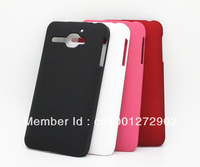 Free Shipping, High Quality Matte Hard Colorful Case Skin Back Cover for Alcatel One Touch Star 6010 OT-6010 6010D