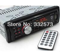1 Din In-Dash,12V Car mp3,Stereo MP3 Player,car Audio,FM radio,U disk/SD/MMC card/remote Control,USB port