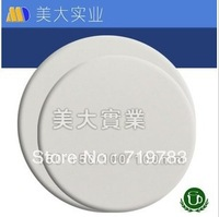 sublimation ceramic photo tile round blank coated tile for transfer 10*10cm