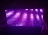 LED scrolling billboard module P10 outdoor purple LED sign  LED board billboard LED display module free shipping