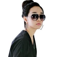 Free Shipping Uvioresistant Fashion Star Women Sunglasses Hot Selling Glasses ZJM018