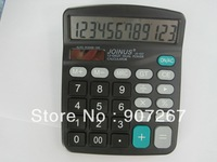 Free Shipping Office Desk 12 Digit Electronic officeCalculator. Elegant Looking, Practical and Useful Office Tools. Accept OEM.