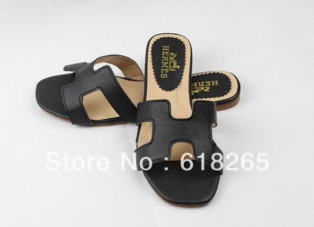 Женские сандалии European and American fashion flat sandals women's shoes, comfortable and cool slippers 35-41
