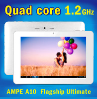 "10.1"" AMPE A10 pad Quad Core QHD IPS Screen Tablet PC 2GB RAM 16GB ROM Android 4.1 Dual Camera 3D 2MP WIFI Bluetooth HDMI"