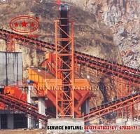 Mining belt equipment