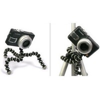 Super Mini Flexible Camera Tripod Gorilla Pod  + free shipping