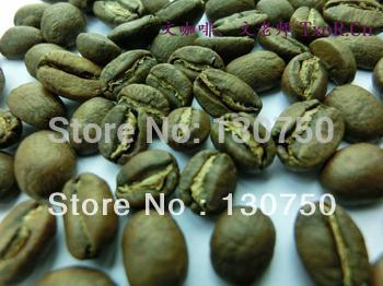 New 2014 Yirgacheffe Ethiopian Green Coffee Beans Philippines Adu Linamoka beans Green Slimming Coffee 250g