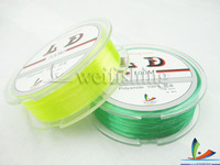 fishing line High Quality Nylon lineTransparent Fluorocarbon Fishing Lines by china post 100m 2pcs/lot Free Shipping