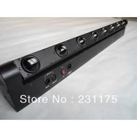 New 8 pcs RGBW (WHITE) 10W LED linear pixel beam moving head led light bar