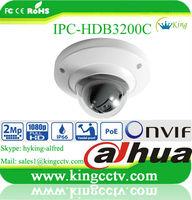 2.0 Megapixel 1080p SONY IP Camera Mini IP camera Dahua Network Camera IPC-HDB3200C
